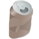 128x128px size png icon of can
