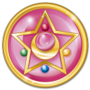 128x128px size png icon of crystal star