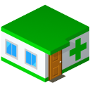 128x128px size png icon of Drugstore