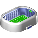 128x128px size png icon of Stadium