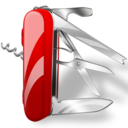 128x128px size png icon of Pocket knife