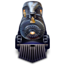 128x128px size png icon of Locomotive