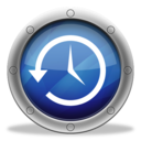 TimeMachine Aqua Icon