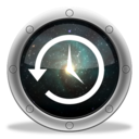 128x128px size png icon of TimeMachine Cosmos