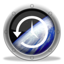 128x128px size png icon of TimeMachine Earth 2