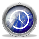 128x128px size png icon of TimeMachine Earth