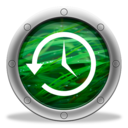 128x128px size png icon of TimeMachine Grass