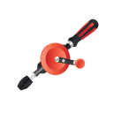 128x128px size png icon of Manual Drill