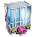 128x128px size png icon of Building