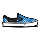 Vans Airplane Icon