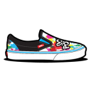 128x128px size png icon of Vans Paint