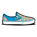 Vans Retro Dots Icon