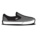 128x128px size png icon of Vans Stone