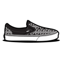 128x128px size png icon of Vans Vines