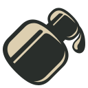 128x128px size png icon of Ink