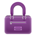 128x128px size png icon of Handbag