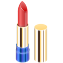 128x128px size png icon of Lipstick red