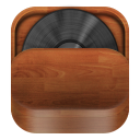 128x128px size png icon of CD