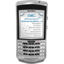 128x128px size png icon of BlackBerry 7100g