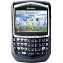 128x128px size png icon of BlackBerry 8700g