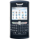 128x128px size png icon of BlackBerry 8800