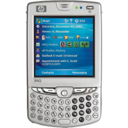 128x128px size png icon of HP iPaq hw 6945