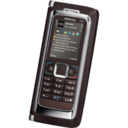 128x128px size png icon of Nokia E90 front
