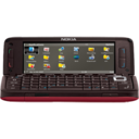 128x128px size png icon of Nokia E90 open