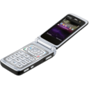 128x128px size png icon of Nokia N75 open