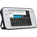 128x128px size png icon of Nokia N800