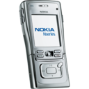 128x128px size png icon of Nokia N91