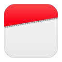 128x128px size png icon of Calendar Blank