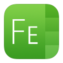 128x128px size png icon of Font Explorer X