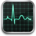 128x128px size png icon of Activity Monitor