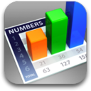 128x128px size png icon of Numbers
