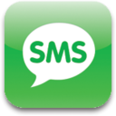 128x128px size png icon of SMS