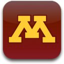 128x128px size png icon of University of Minnesota
