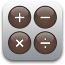 128x128px size png icon of iPhone Calculator