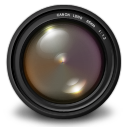 128x128px size png icon of Aperture 3