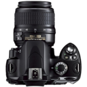 128x128px size png icon of NikonD40