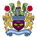 128x128px size png icon of Burnley FC