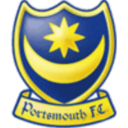 128x128px size png icon of Portsmouth FC