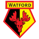 128x128px size png icon of Watford FC