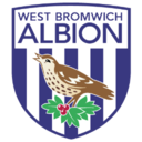 128x128px size png icon of West Bromwich Albion