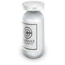 128x128px size png icon of Capsule