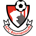 128x128px size png icon of AFC Bournemouth