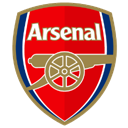 128x128px size png icon of Arsenal FC