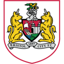 128x128px size png icon of Bristol City