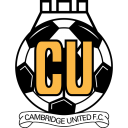 128x128px size png icon of Cambridge United