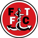 128x128px size png icon of Fleetwood Town